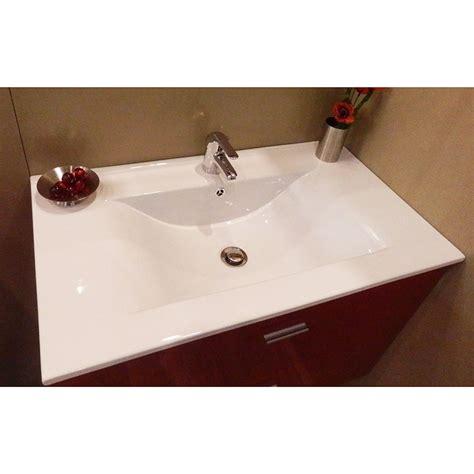 plan vasque en c 233 ramique c 201 raplan 90 cm cuisibane