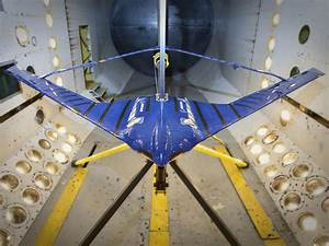 Joined Wing Wind Tunnel Model | NASA