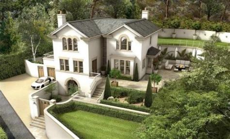 football mansions expensive homes of cristiano ronaldo lionel messi wayne rooney 6 others