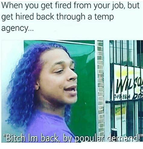 25+ Best Memes About Temp Agencies  Temp Agencies Memes