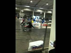 2011 San Jose Indoor Short Track Motorcycle Race - FIGHT ...