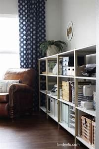Ikea Ivar Hack : ikea hack ivar home office shelves ~ Markanthonyermac.com Haus und Dekorationen
