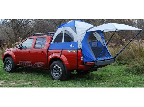 Nissan Frontier Bed Tent by 2015 Sportz 57 Series Truck Tent Atv Illustrated
