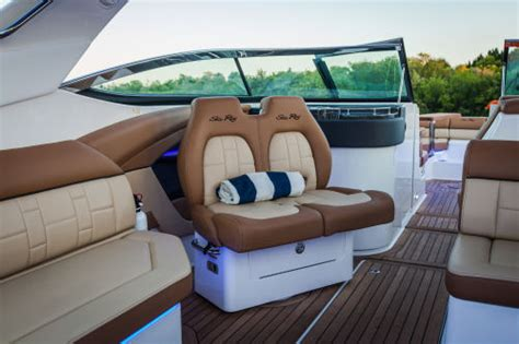 Sea Ray Back To Back Boat Seats For Sale by Sea Ray Slx 350 2014 2014 Reviews Performance Compare
