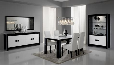 table salle 224 manger design italien