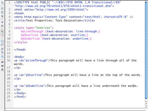 learn css part 4 text properties jones