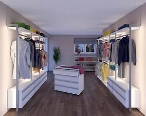 Schränke Für Begehbaren Kleiderschrank : begehbarer kleiderschrank ~ Markanthonyermac.com Haus und Dekorationen