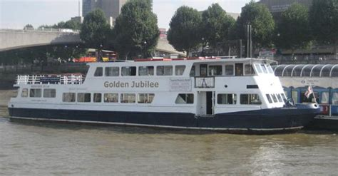 Boat From Tower Hill To North Greenwich by St Katherines Pier London Boat Hire Thames Capital