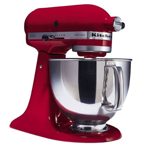 Spode Christmas Tree Grove by Kitchenaid Artisan Stand Mixer 5qt Tilt Head Empire Red