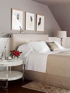 Ideen Schlafzimmer Farbe : wandgestaltung schlafzimmer ideen 40 coole wandfarben schlafzimmer wandverkleidung zenideen ~ Markanthonyermac.com Haus und Dekorationen