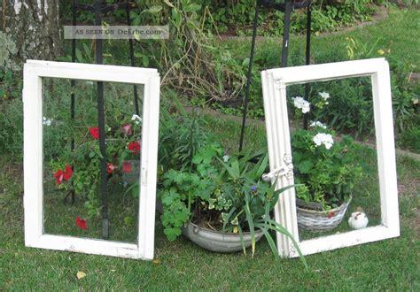 Alte Fenster Als Deko Im Garten alte fenster als deko im garten innenarchitektur ehrf rchtiges alte