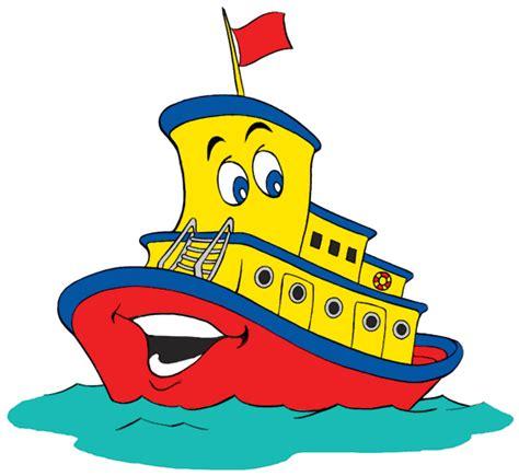 Cartoon Boat Characters by Ship Mascot Tug Boat Pinterest