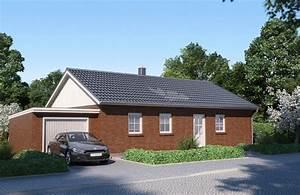 Grundriss Bungalow 100 Qm : bungalow buche 100 baufuchs massivhaus ~ Markanthonyermac.com Haus und Dekorationen