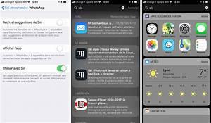 iOS 11.2 : désactiver Spotlight pour les contenus ...