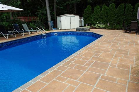 concrete pool deck resurfacing in wayne nj unique concrete