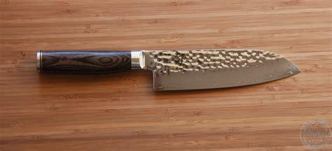 couteau japonais santoku shun premier la coutellerie des chefs