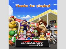 Mario Kart DS Game Giant Bomb