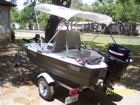 Bass Boats For Sale In Del Rio Texas by Boats For Sale 2012 10 Foot Pelican Fishing