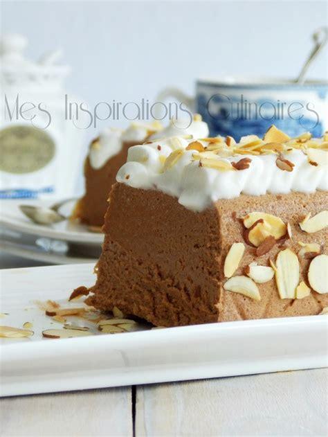 recette marquise au chocolat dessert glac 233 le cuisine de samar