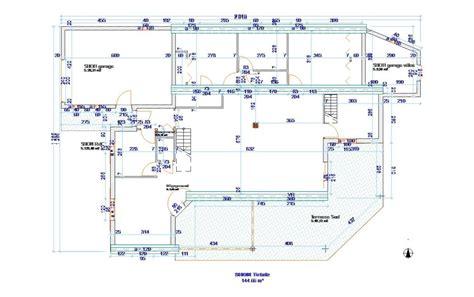 plan electrique maison individuelle maison moderne
