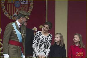 Full Sized Photo of leonor sofia spain national day ...