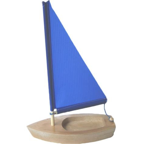 Toy Boat Png by Handmade Wooden Toy Sailboat 6 5 Quot Long