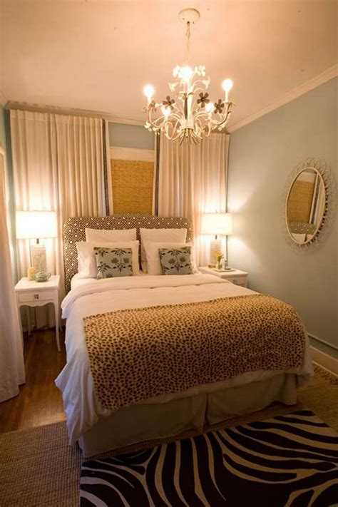 Small Master Bedroom Makeover Ideas On A Budget (5