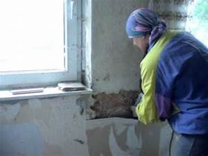 Losen Putz Entfernen : schlafzimmer aussenwand putz entfernen youtube ~ Markanthonyermac.com Haus und Dekorationen