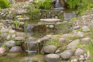 Wasserlauf Garten Modern : einen teich mit bachlauf anlegen ~ Markanthonyermac.com Haus und Dekorationen