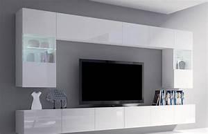 Moderne Wohnzimmer Schrankwand : moderne wohnwand schrankwand hochglanz wohnzimmer corona simson i dachmax dachfenster shop velux ~ Markanthonyermac.com Haus und Dekorationen