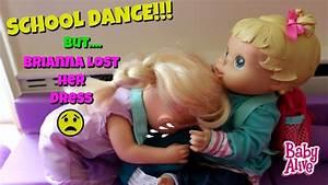 Baby Alive Last Day of School Brianna lost her school d ...