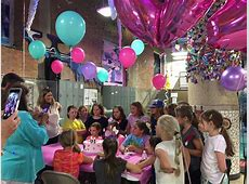 Birthday Parties at SPARK!
