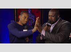 Kawhi Leonard compare ses mains à celles de Shaquille O'Neal