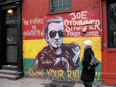 joe strummer forgotten new york