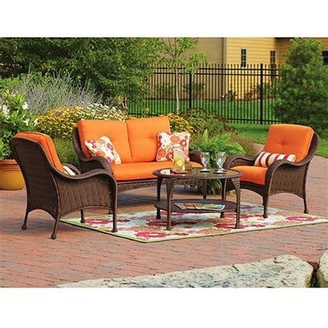 Patio Furniture Cushions Walmart by Walmart Patio Furniture Ketoneultras