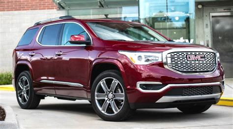 2019 Gmc Acadia Review  Cars Authority