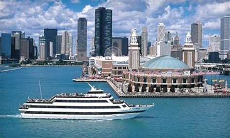 Group Boat Cruise Chicago by Dinner Cruise Quot Mystic Blue Quot And Quot Spirit Of Chicago