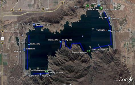 Diamond Lake Boat Rentals by Diamond Valley Lake Socalfishn
