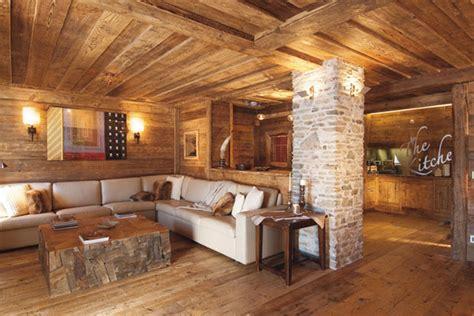 Rustic-modern Living Room Decor And Design Ideas