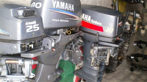 Used Boat Engine Parts 40 hp outboard boat engines used second hand marine