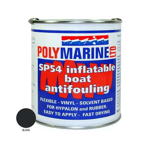 Inflatable Boat Antifouling Paint by Inflatable Boat Antifoul Hypalon Black Polymarine Rib
