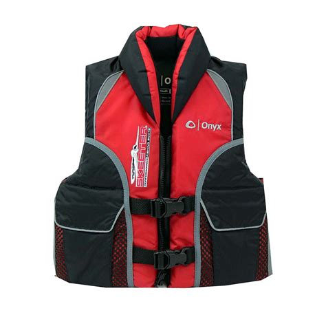 Skeeter Boats Life Vest by Red And Black Onyx Youth Life Vest With Skeeter Logo Skeeter