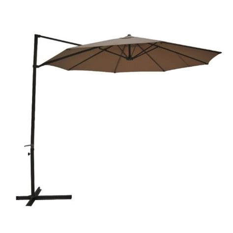 southern sales offset patio umbrella 10 polyester