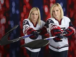 U.S. women's hockey team named for Sochi Olympics