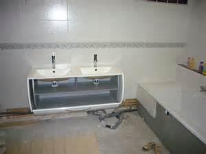 evacuation eau salle de bain obasinc