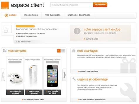 orange remet 224 neuf espace client livebox news communaut 233 orange et livebox