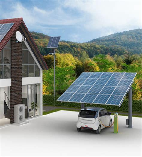 Carport Solardach Ökostrom Vom Carportdach