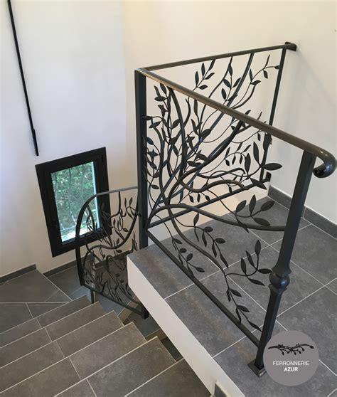 photo re escalier fer forge 28 images re d escalier sur mesure en fer forg 233 cote d azur