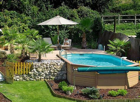 semi above ground pool designs studio design gallery best design