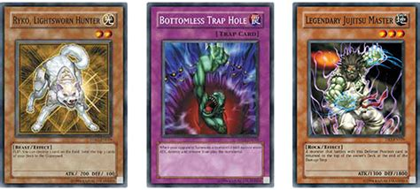 yu gi oh trading card 187 building your deck to open